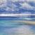 John Brett  London Maas Gallery The Coast of Sicily from the Taormina Cliffs (1870)