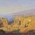 Waldmüller_-_Die_Ruine_des_griechischen_Theaters_zu_Taormina_auf_Sizilien Lichtenstein Museum