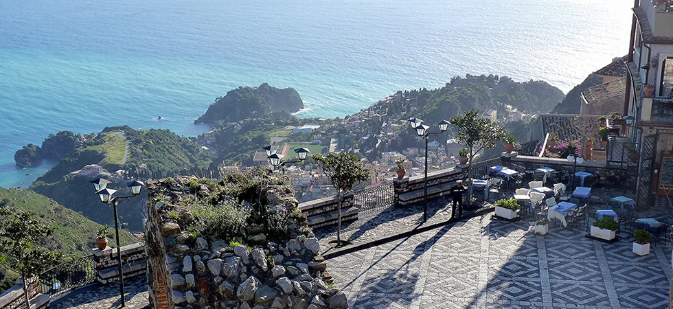 Vacation rentals in Taormina