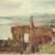 J. G. von Dillis, il teatro greco di Taormina ( 1817-1819 ) S. Taatliche Graphische Sammlungen, Monaco di Baviera.