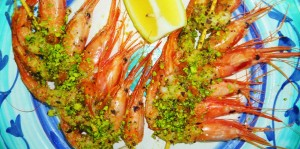 gamberi-gratinati-al-pistacchio